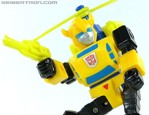 Transformers G1 1990 Bumblebee with Heli-Pack (Image #40 of 83)