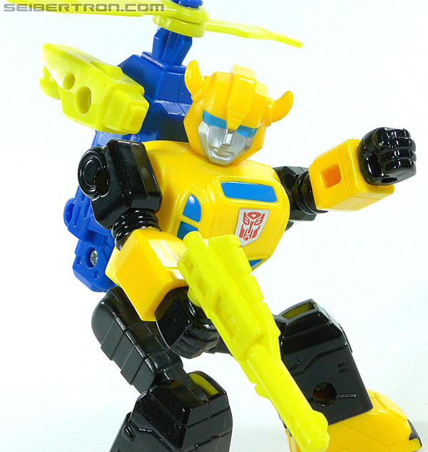Transformers G1 1990 Bumblebee with Heli-Pack (Image #42 of 83)