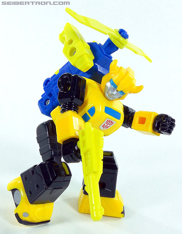 Transformers G1 1990 Bumblebee with Heli-Pack (Image #44 of 83)
