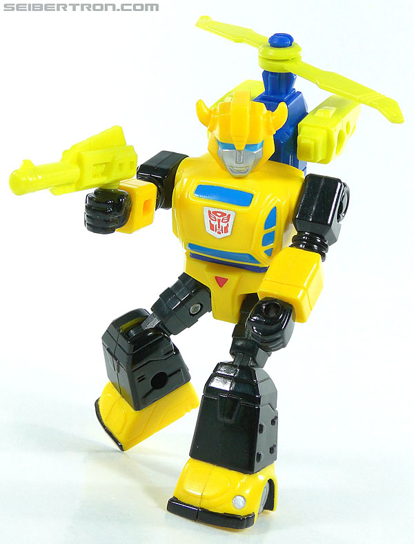 Transformers G1 1990 Bumblebee with Heli-Pack (Image #45 of 83)