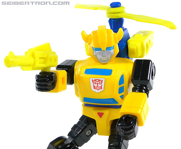Transformers G1 1990 Bumblebee with Heli-Pack (Image #46 of 83)