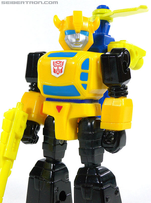 Transformers G1 1990 Bumblebee with Heli-Pack (Image #49 of 83)