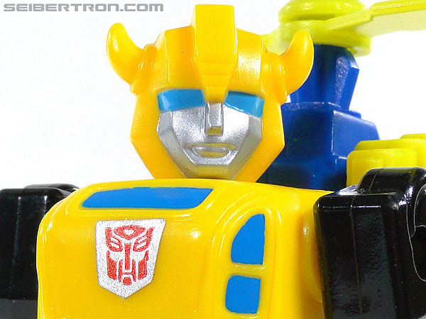 Transformers G1 1990 Bumblebee with Heli-Pack (Image #50 of 83)