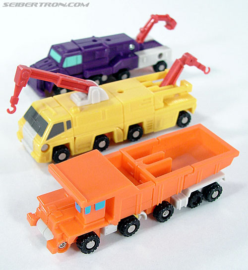Transformers G1 1990 Hammer (Image #10 of 35)