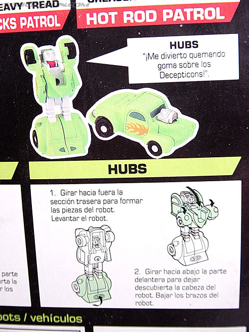 Transformers G1 1990 Hubs (Image #2 of 33)
