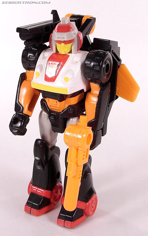 Transformers G1 1990 Kick-Off with Turbo-Pack (Image #44 of 58)