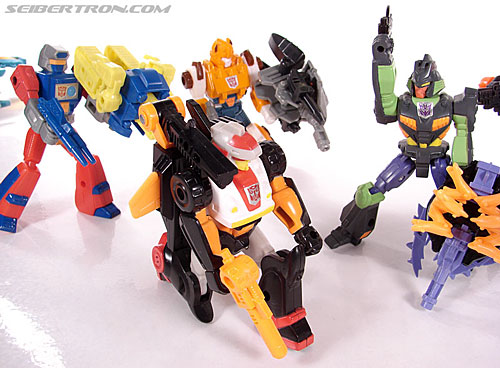 Transformers G1 1990 Kick-Off with Turbo-Pack (Image #58 of 58)