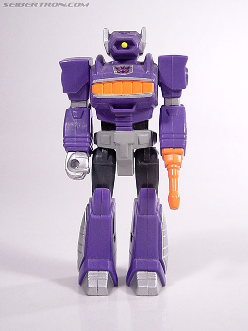 Transformers G1 1990 Shockwave with Fistfight (Image #1 of 56)