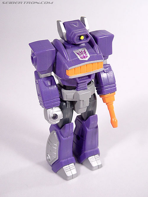 Transformers G1 1990 Shockwave with Fistfight (Image #4 of 56)