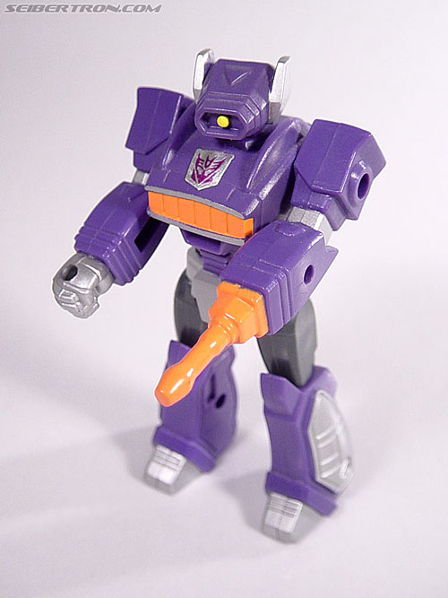 Transformers G1 1990 Shockwave with Fistfight (Image #13 of 56)
