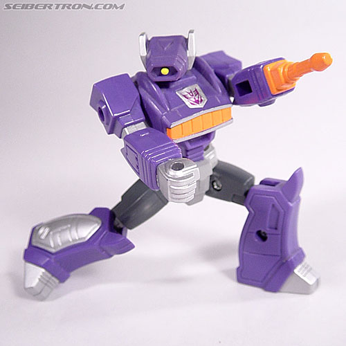 Transformers G1 1990 Shockwave with Fistfight (Image #19 of 56)
