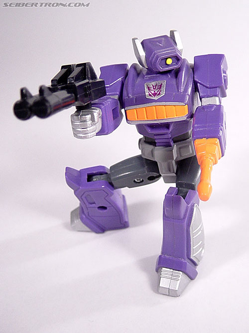 Transformers G1 1990 Shockwave with Fistfight (Image #20 of 56)