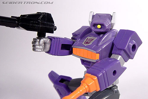 Transformers G1 1990 Shockwave with Fistfight (Image #24 of 56)