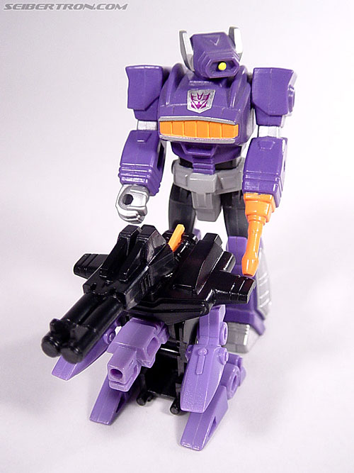 Transformers G1 1990 Shockwave with Fistfight (Image #34 of 56)
