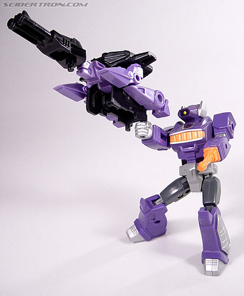 Transformers G1 1990 Shockwave with Fistfight (Image #50 of 56)