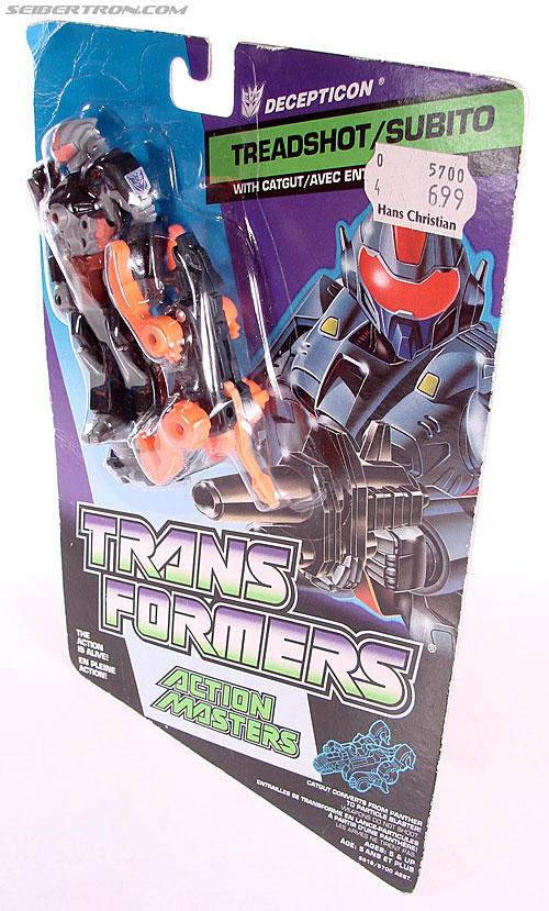 Transformers G1 1990 Treadshot with Catgut (Image #17 of 86)