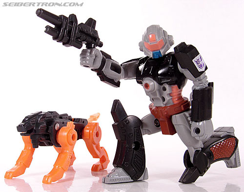 Transformers G1 1990 Treadshot with Catgut (Image #65 of 86)