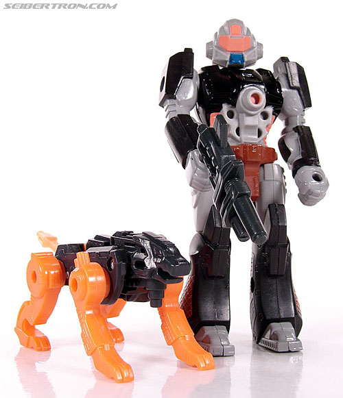 Transformers G1 1990 Treadshot with Catgut (Image #67 of 86)