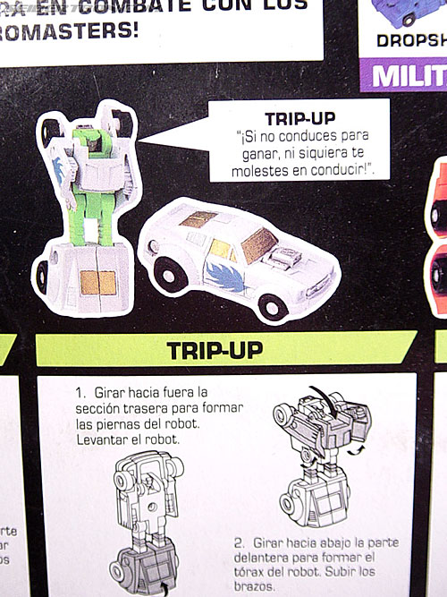 Transformers G1 1990 Trip-Up (Image #2 of 35)