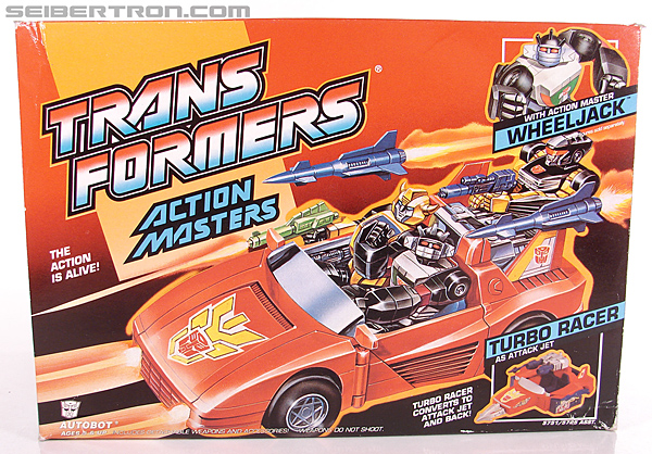 Transformers G1 1990 Wheeljack with Turbo Racer (Image #1 of 178)