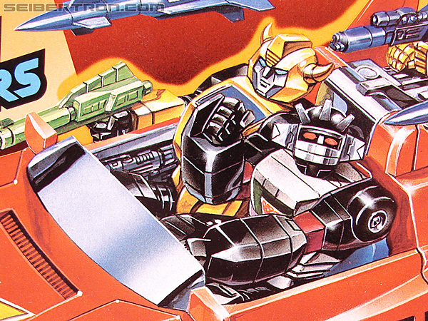 Transformers G1 1990 Wheeljack with Turbo Racer (Image #3 of 178)