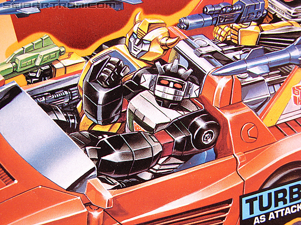 Transformers G1 1990 Wheeljack with Turbo Racer (Image #4 of 178)