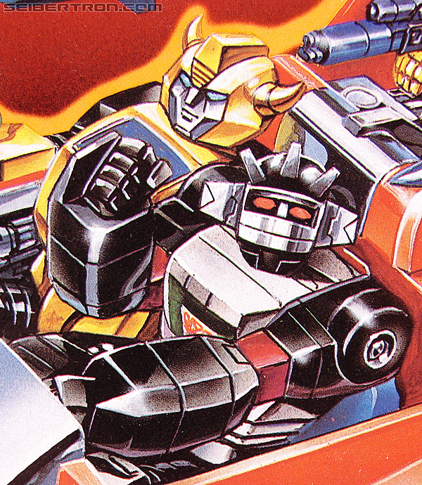 Transformers G1 1990 Wheeljack with Turbo Racer (Image #5 of 178)