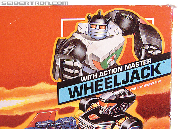 Transformers G1 1990 Wheeljack with Turbo Racer (Image #6 of 178)