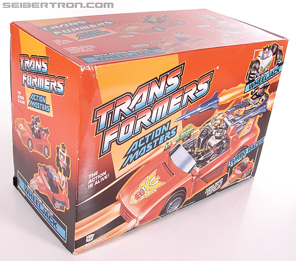Transformers G1 1990 Wheeljack with Turbo Racer (Image #8 of 178)