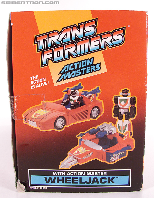 Transformers G1 1990 Wheeljack with Turbo Racer (Image #10 of 178)