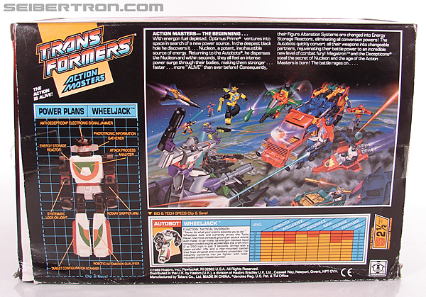Transformers G1 1990 Wheeljack with Turbo Racer (Image #12 of 178)