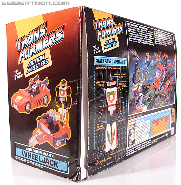 Transformers G1 1990 Wheeljack with Turbo Racer (Image #18 of 178)