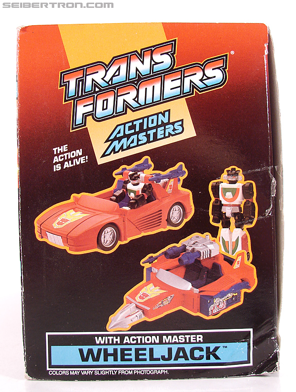 Transformers G1 1990 Wheeljack with Turbo Racer (Image #19 of 178)