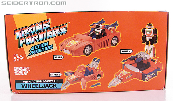 Transformers G1 1990 Wheeljack with Turbo Racer (Image #22 of 178)