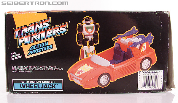 Transformers G1 1990 Wheeljack with Turbo Racer (Image #23 of 178)