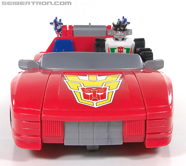 Transformers G1 1990 Wheeljack with Turbo Racer (Image #51 of 178)