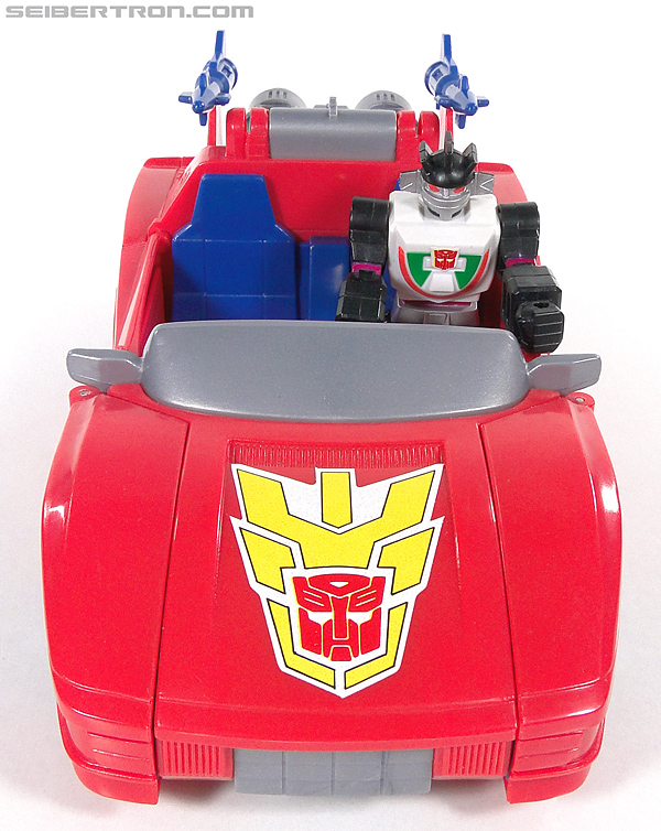Transformers G1 1990 Wheeljack with Turbo Racer (Image #52 of 178)