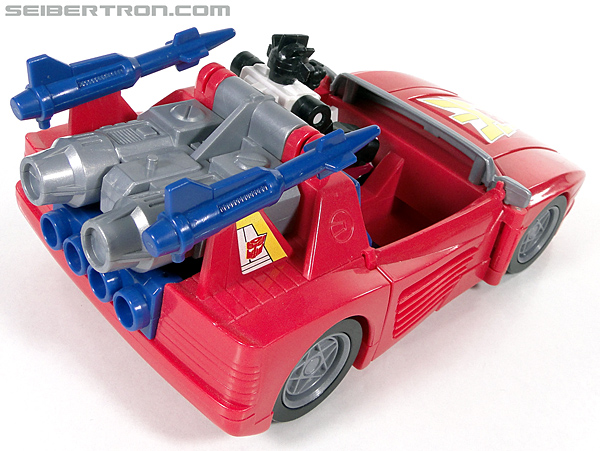 Transformers G1 1990 Wheeljack with Turbo Racer (Image #56 of 178)