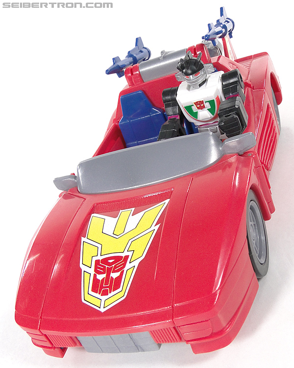 Transformers G1 1990 Wheeljack with Turbo Racer (Image #63 of 178)