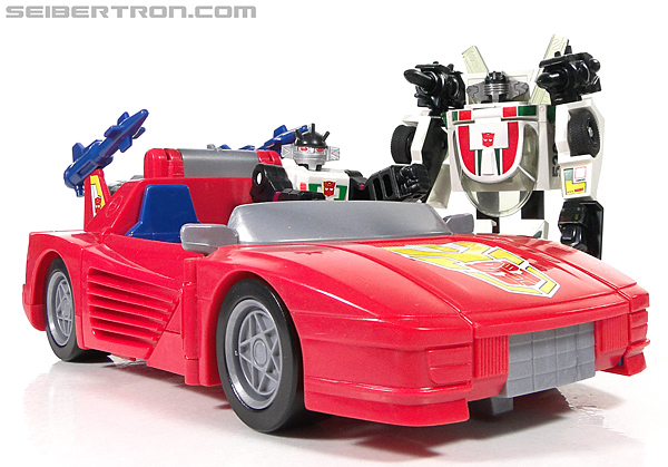 Transformers G1 1990 Wheeljack with Turbo Racer (Image #69 of 178)