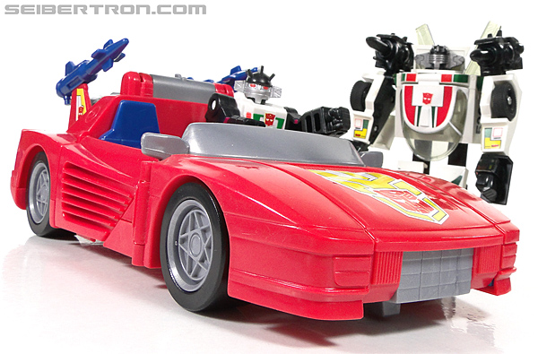 Transformers G1 1990 Wheeljack with Turbo Racer (Image #70 of 178)