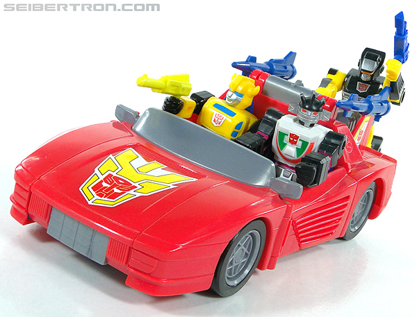 Transformers G1 1990 Wheeljack with Turbo Racer (Image #71 of 178)