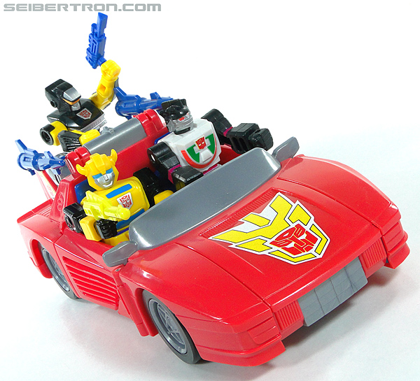 Transformers G1 1990 Wheeljack with Turbo Racer (Image #72 of 178)