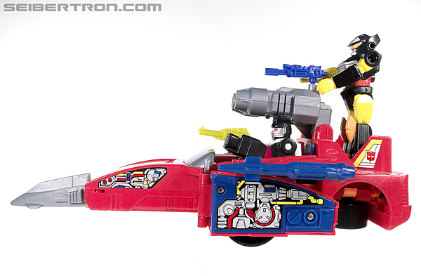 Transformers G1 1990 Wheeljack with Turbo Racer (Image #80 of 178)