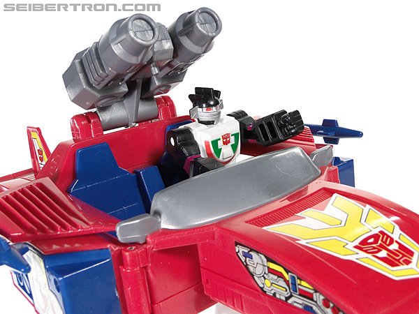 Transformers G1 1990 Wheeljack with Turbo Racer (Image #85 of 178)