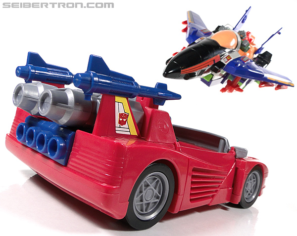 Transformers G1 1990 Wheeljack with Turbo Racer (Image #92 of 178)