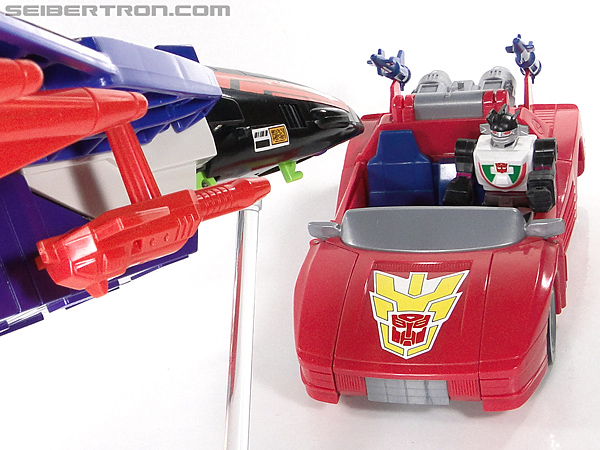 Transformers G1 1990 Wheeljack with Turbo Racer (Image #94 of 178)