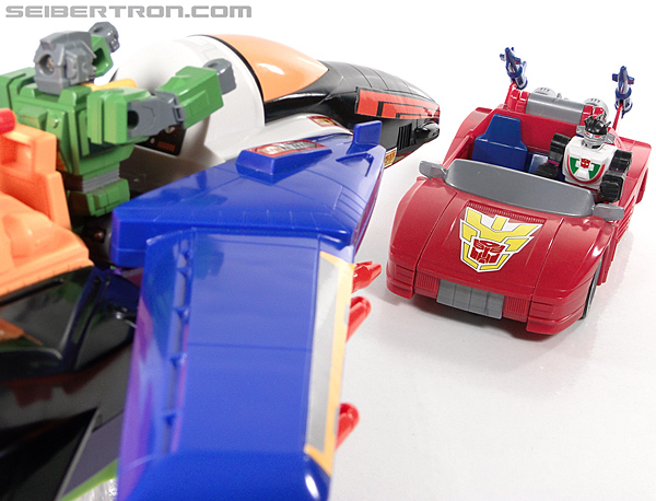 Transformers G1 1990 Wheeljack with Turbo Racer (Image #95 of 178)
