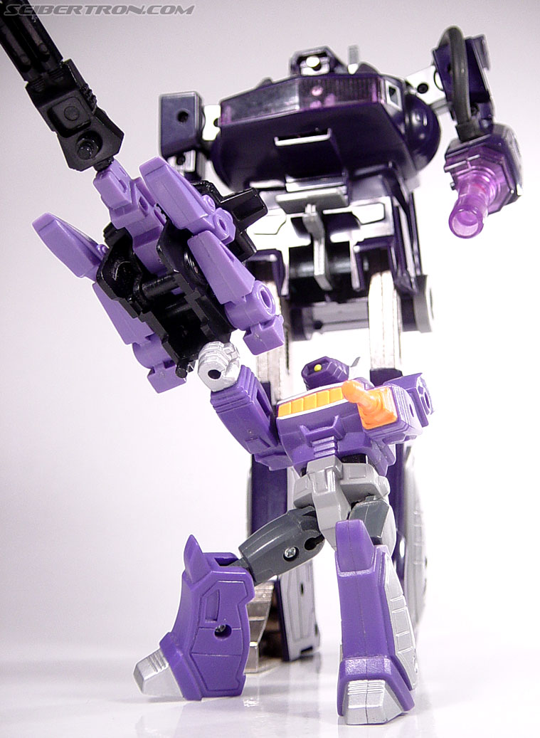 Transformers G1 1990 Shockwave with Fistfight (Image #52 of 56)