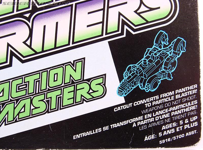 Transformers G1 1990 Treadshot with Catgut (Image #4 of 86)